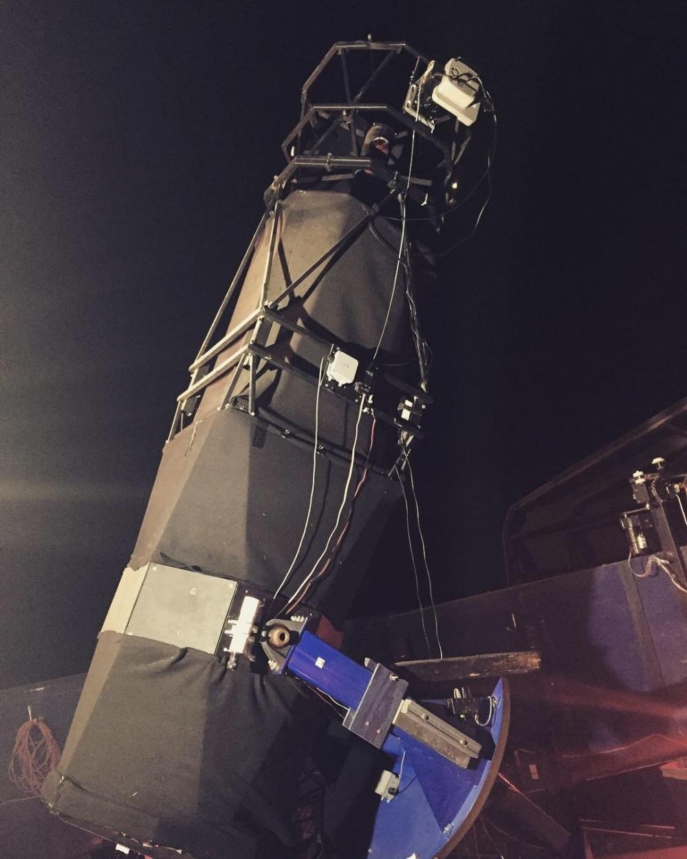 tombaugh telescope